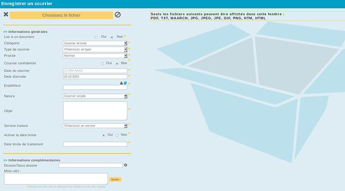 IndexationCreationFolder