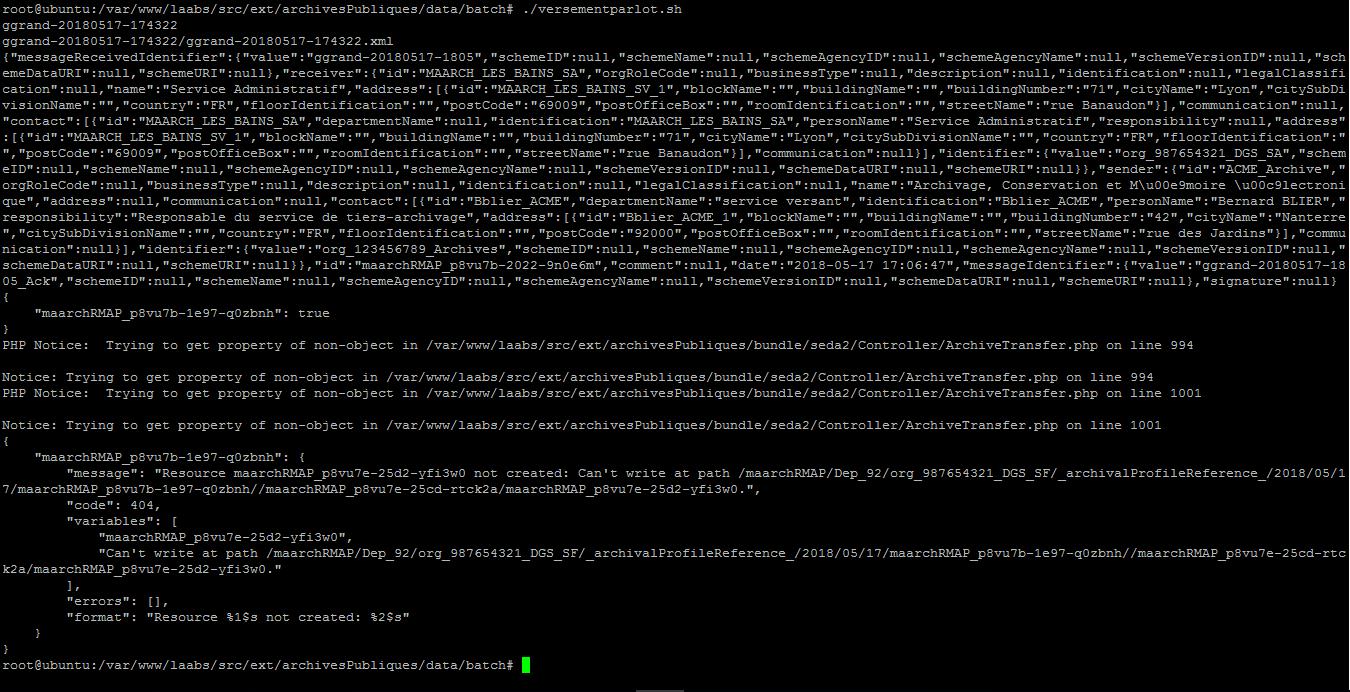 error_versement_seda_maarch_courrier